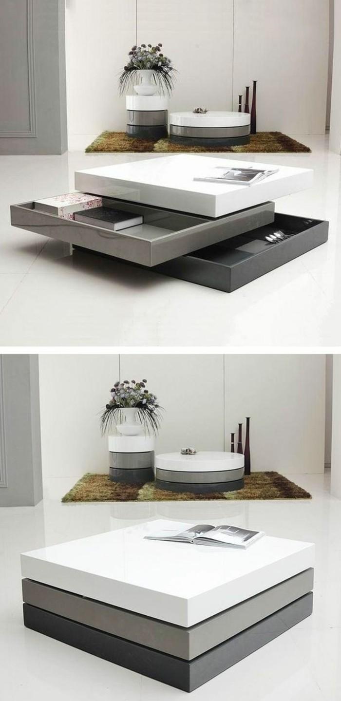 57 id es en photos o trouver votre petite table d 39 appoint - Table basse salon design tendance ...
