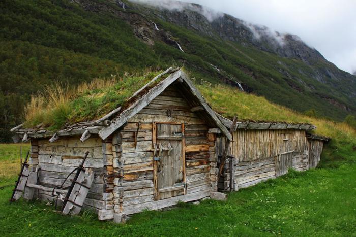 toiture-végétalisée-Norvège-patrimoine-culturel