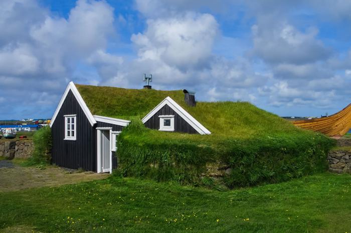 La toiture végétalisée - une mode aujourdhui, une tradition depuis ...