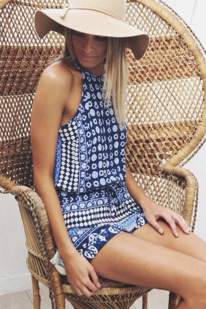 une-idée-comment-porter-short-coton-femme-bella
