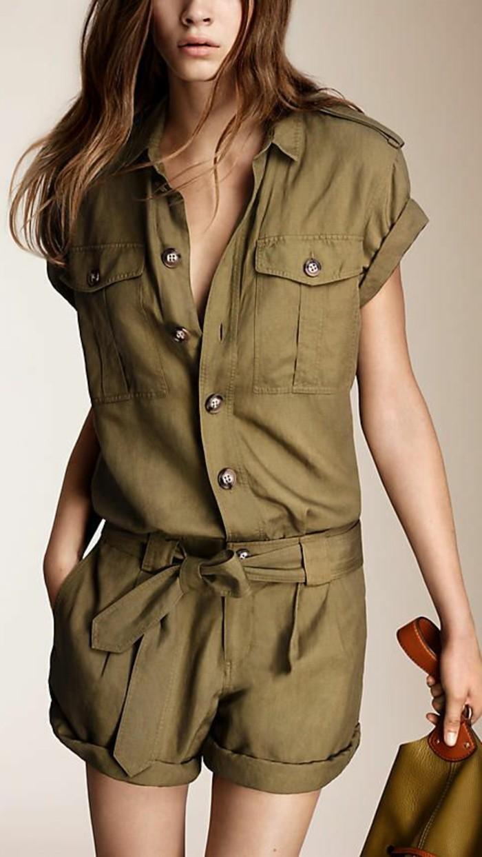 une-idée-comment-porter-short-coton-femme