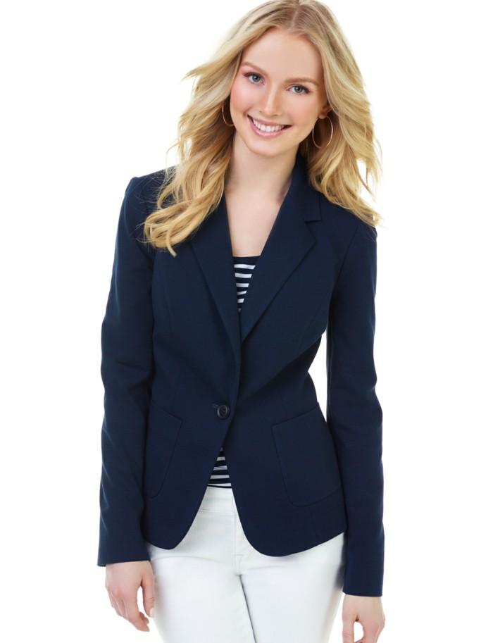 Modele veste classique femme