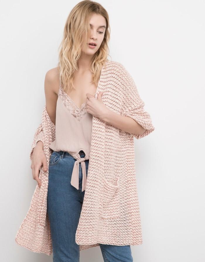 veste-d'-été-femme-couleur-saumon-longueur-quasi-aux-genoux-resized