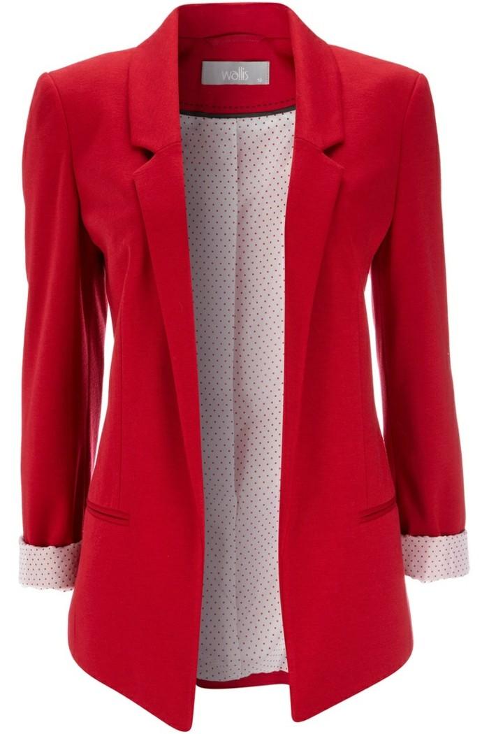 veste-d'-été-femme-rouge-a-la-doublure-a-pois-resized