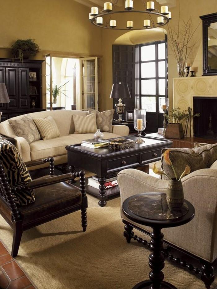 voir-le-meilleure-meuble-style-colonial-design-vieux