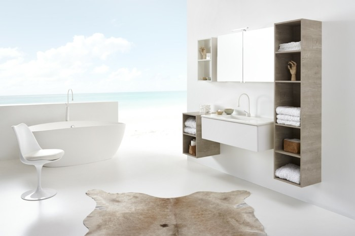 tapis salle de bain alinea - Colonne Salle De Bain Alinea