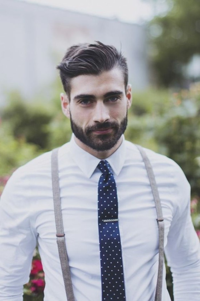 0-coupe-de-cheveux-homme-court-sur-les-cotés-chemise-blanche-homme-elegant