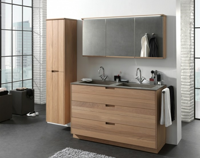 meuble de salle de bain alinea maison design. Black Bedroom Furniture Sets. Home Design Ideas