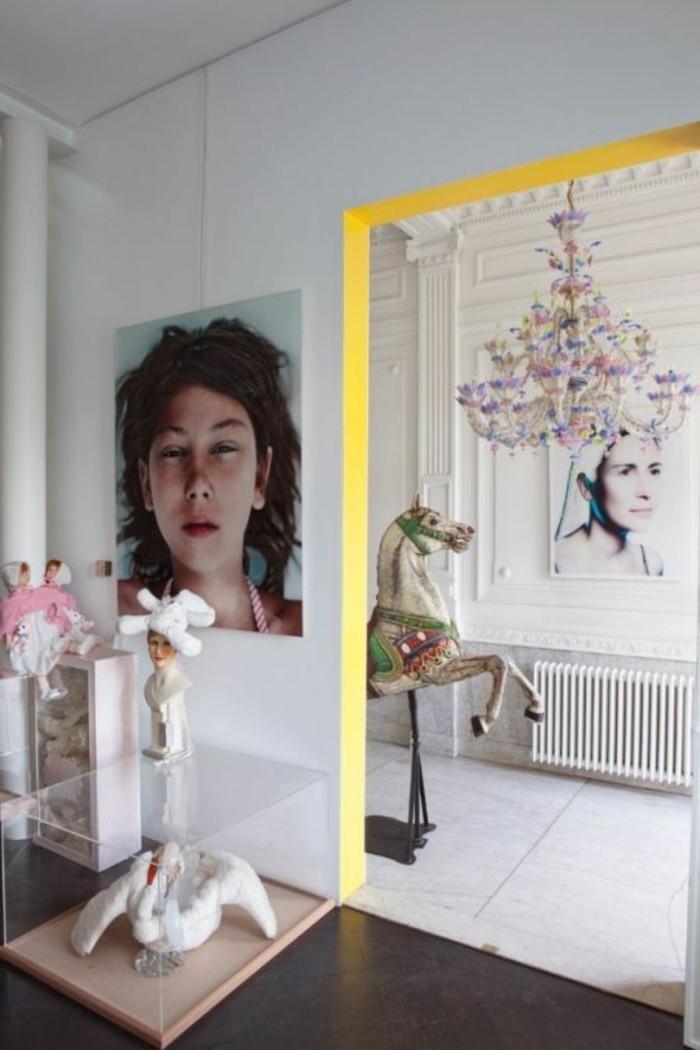 56 id es comment d corer son appartement - Decoration de tableaux sur les murs ...