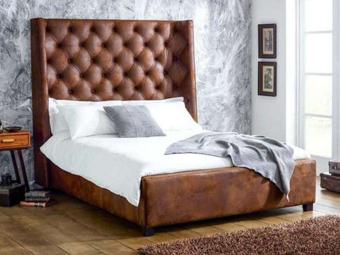 0-tete-de-lit-capitonnée-simili-cuir-lit-en-cuir-pas-cher-cuir-marron-sol-en-planchers