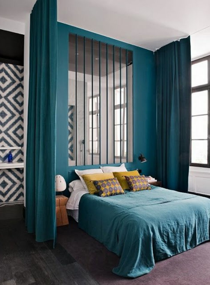 chambre bleu ikea amovible atelier en bleu turquoise. Black Bedroom Furniture Sets. Home Design Ideas
