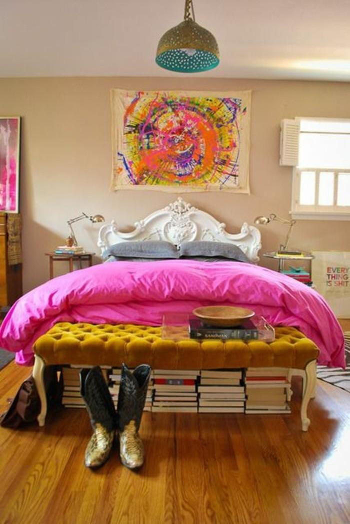 120 id es pour la chambre d ado unique - Idees couleurs chambre ...