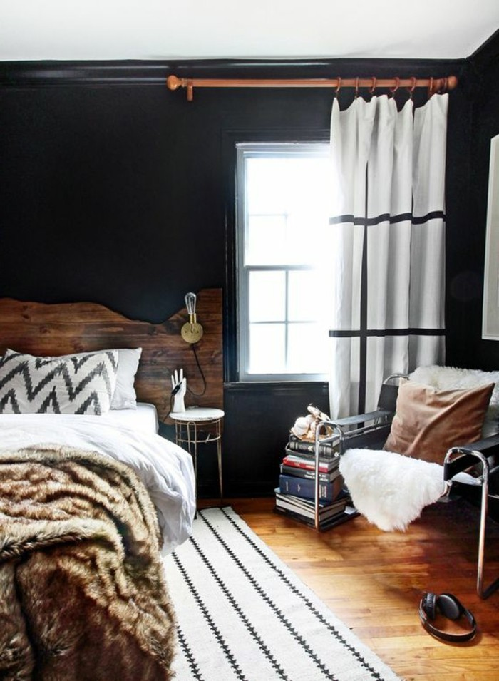 comment am nager une chambre d 39 ado gar on 55 astuces en. Black Bedroom Furniture Sets. Home Design Ideas