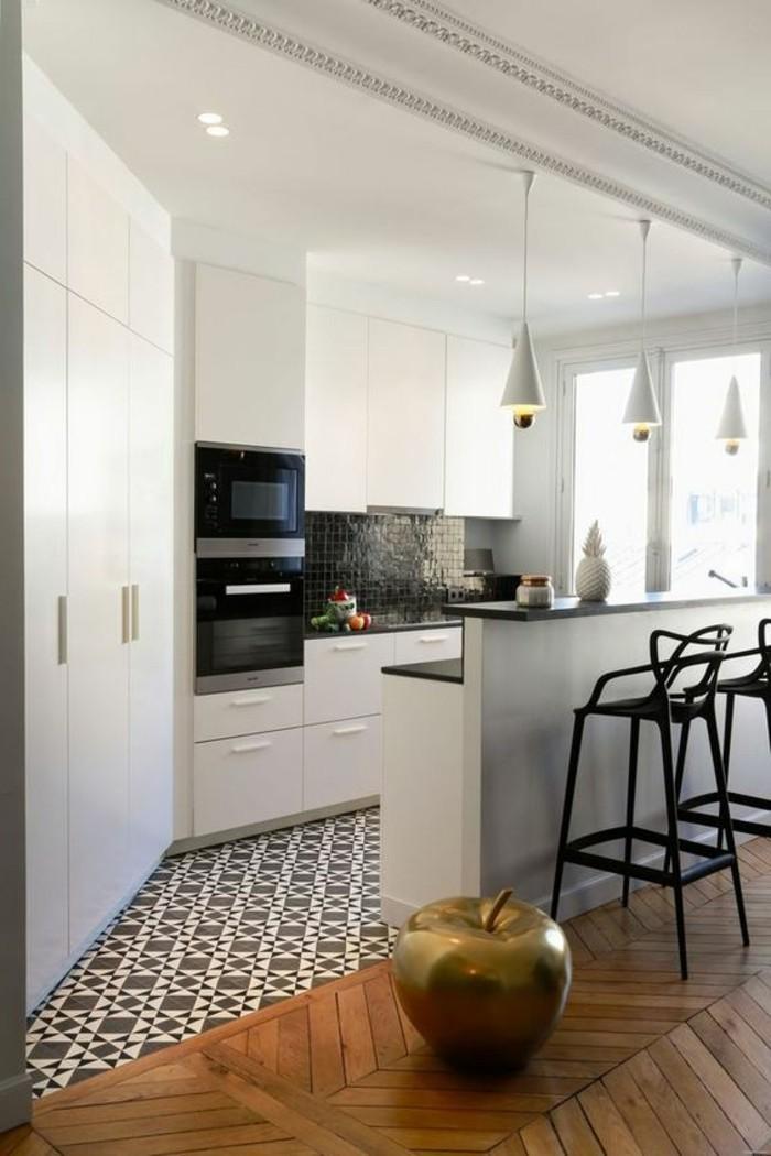 56 id es comment d corer son appartement - Cuisine pour petit appartement ...
