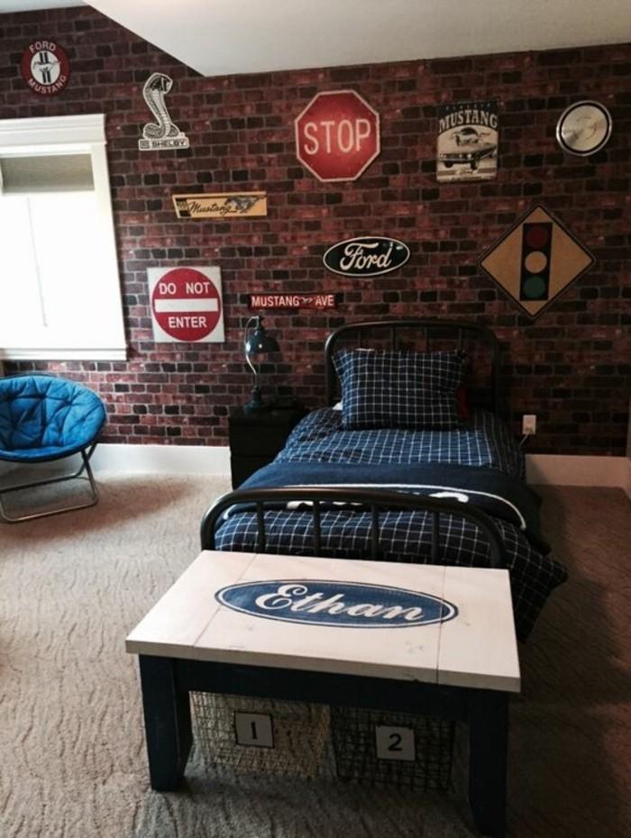 comment am nager une chambre d 39 ado gar on 55 astuces en photos. Black Bedroom Furniture Sets. Home Design Ideas