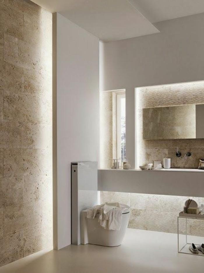 Quelle couleur salle de bain choisir 52 astuces en photos - Decoration murale salle de bain ...