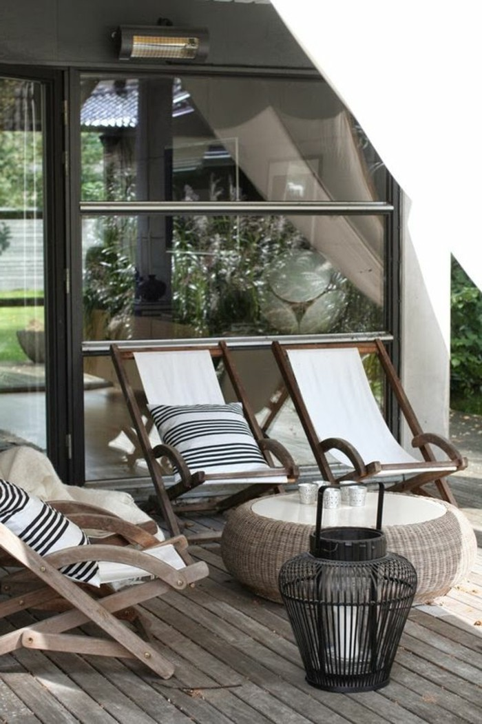 idee d amenagement de terrasse maison design. Black Bedroom Furniture Sets. Home Design Ideas