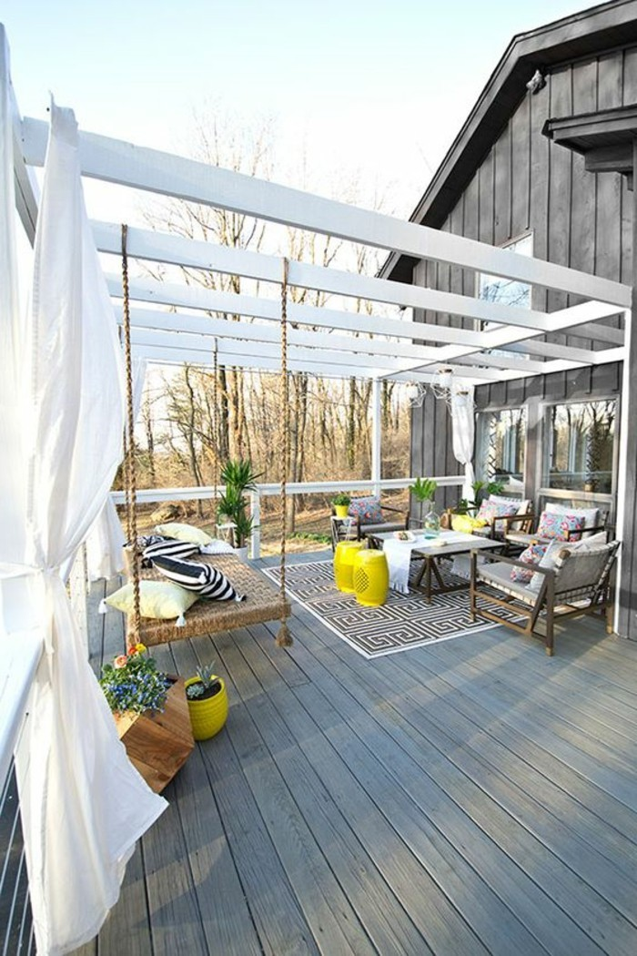25 Idee Amenagement Terrasse Orginale