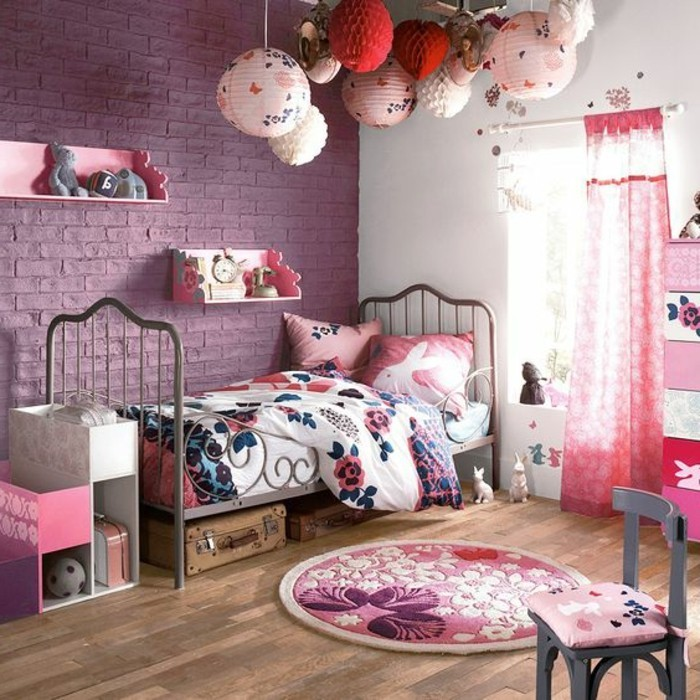 applique murale chambre ado fille chambre d applique. Black Bedroom Furniture Sets. Home Design Ideas
