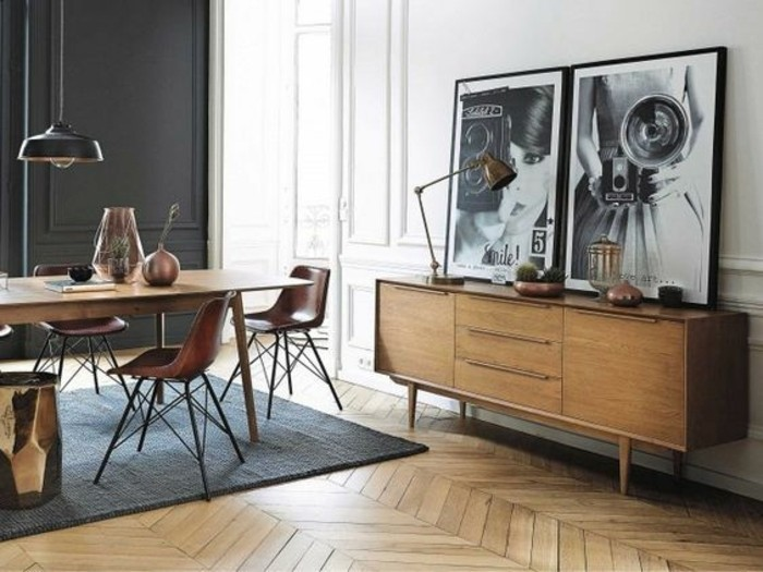 56 id es comment d corer son appartement for Deco industrielle pas cher