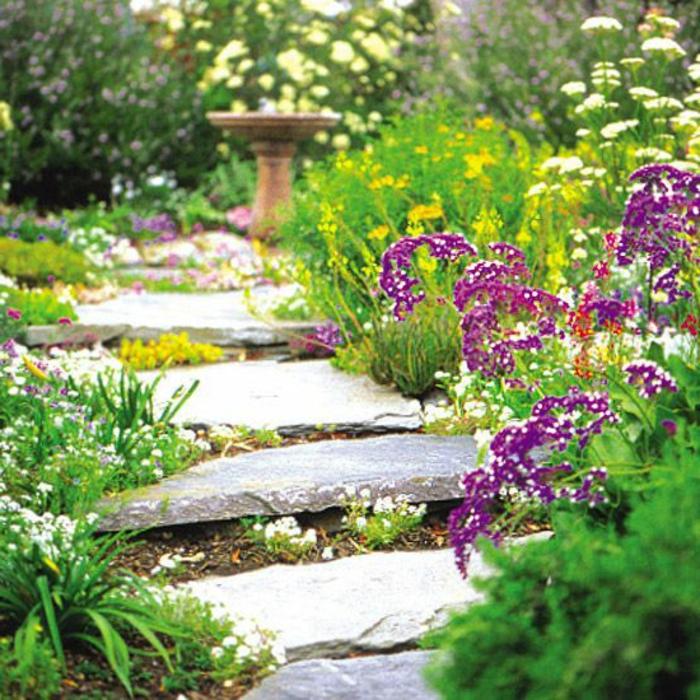 Allee de jardin pas cher id e d co terrasse pas cher en for Gravier jardin pas cher