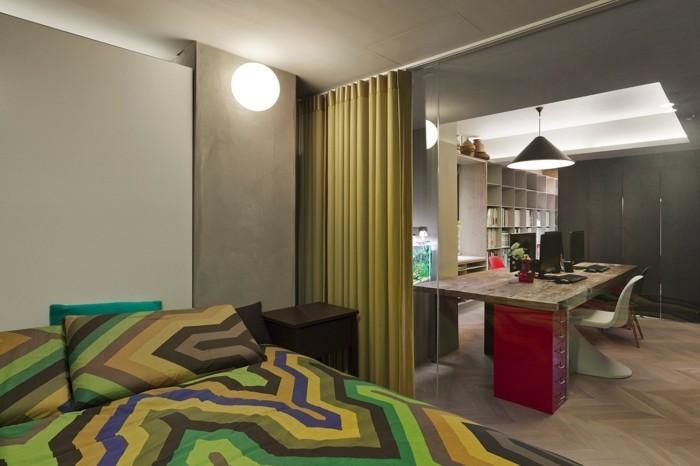 3-séparation-de-pièce-amovible-chambre-a-coucher-cloison-amovible-atelier