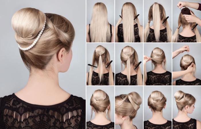 acheter pas cher meilleur prix prix raisonnable Quelle coiffure facile cheveux long vous va et comment la ...
