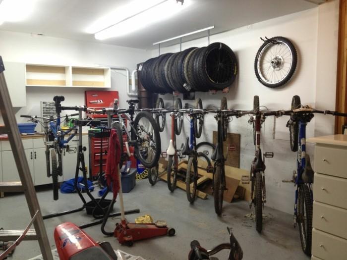 accroche-velo-rangement-vélo-