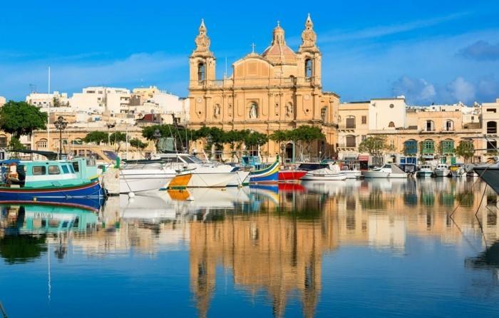 admirable-beauté-de-la-Vallette-à-Malte-église
