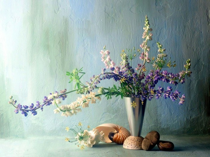 admirable-composition-de-fleurs-petite-facile-à-faire