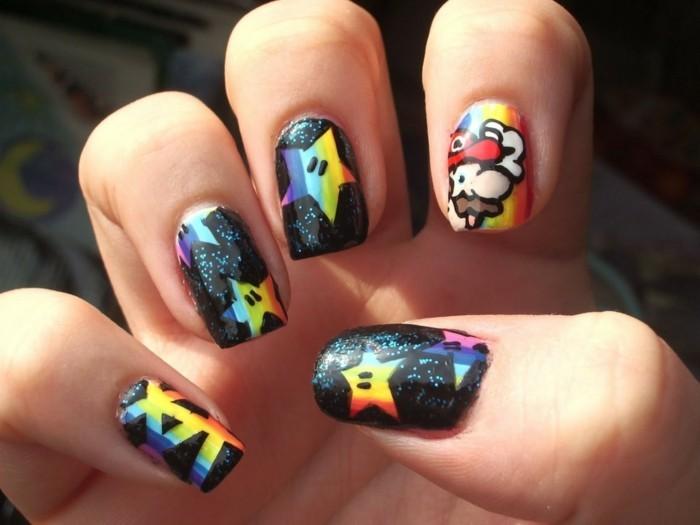 admirable-faux-ongles-originaux-inspiration-super-mario-geek-art