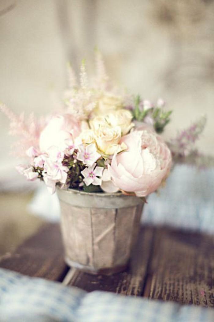 50 images magnifiques pour la meilleure composition de fleurs for Composition florale de table