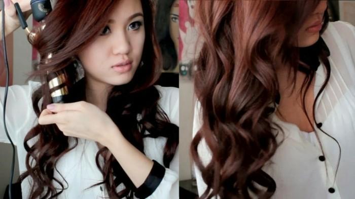 adorable,coupe,cheveux,longs,coiffures,femme,comment,faire,