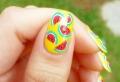 93 idées pour faire le meilleur dessin ongle facile et original!