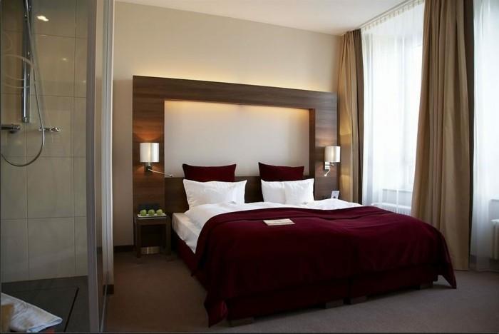 aménagement-chamber-à-coucher-tete-de-lit-belle-deco
