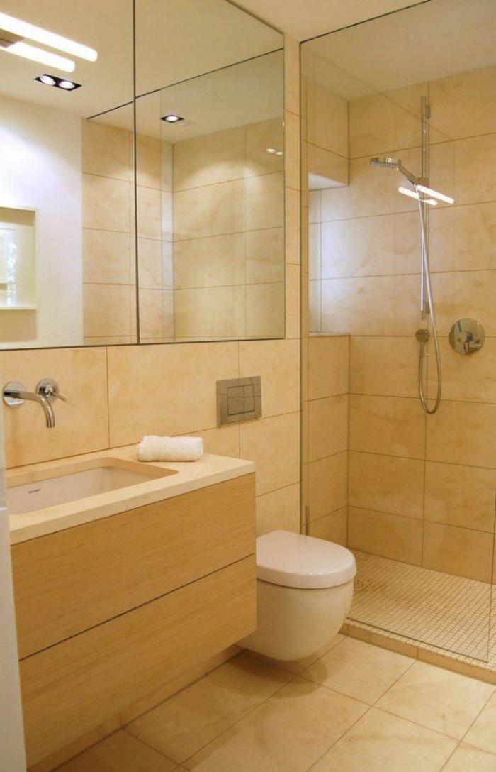 aménagement-petite-salle-de-bains-aménager-petite-salle-de-bain-astucieuse