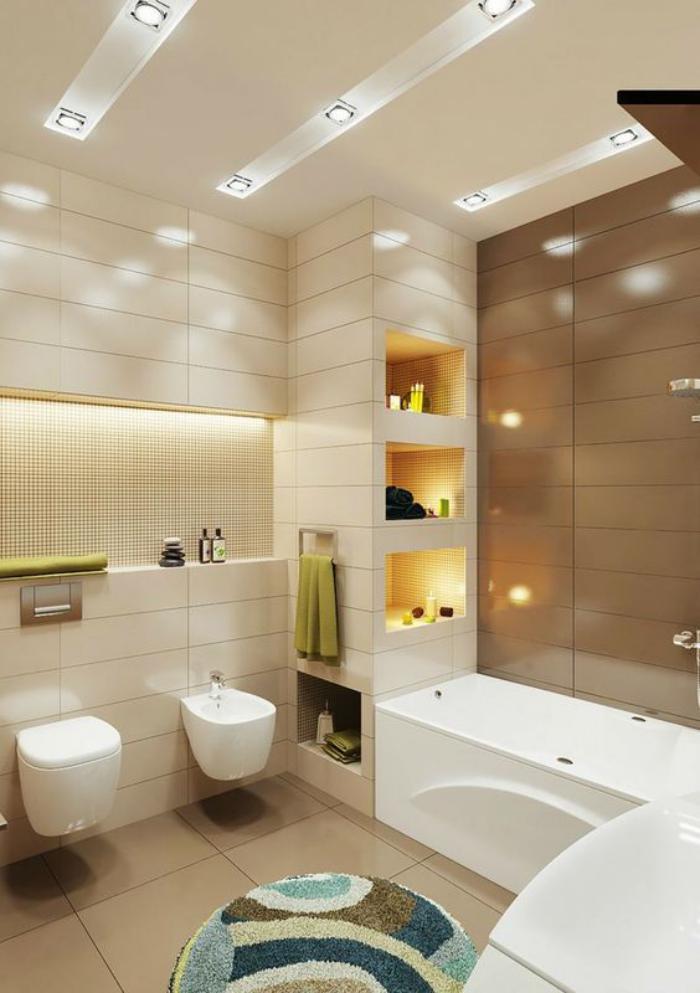 L 39 am nagement petite salle de bains n 39 est plus un for Confort salle de bain