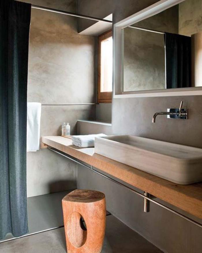 L 39 am nagement petite salle de bains n 39 est plus un for Agencement salle de bain 4m2