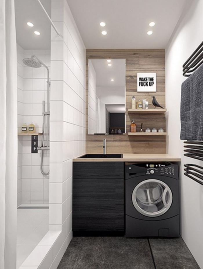 aménagement-petite-salle-de-bains-avec-buanderie