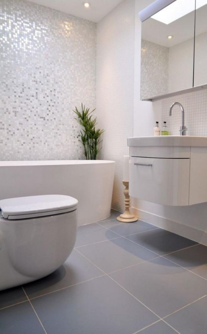 l amnagement petite salle de bains nest plus un probl - Idee Carrelage Petite Salle De Bain