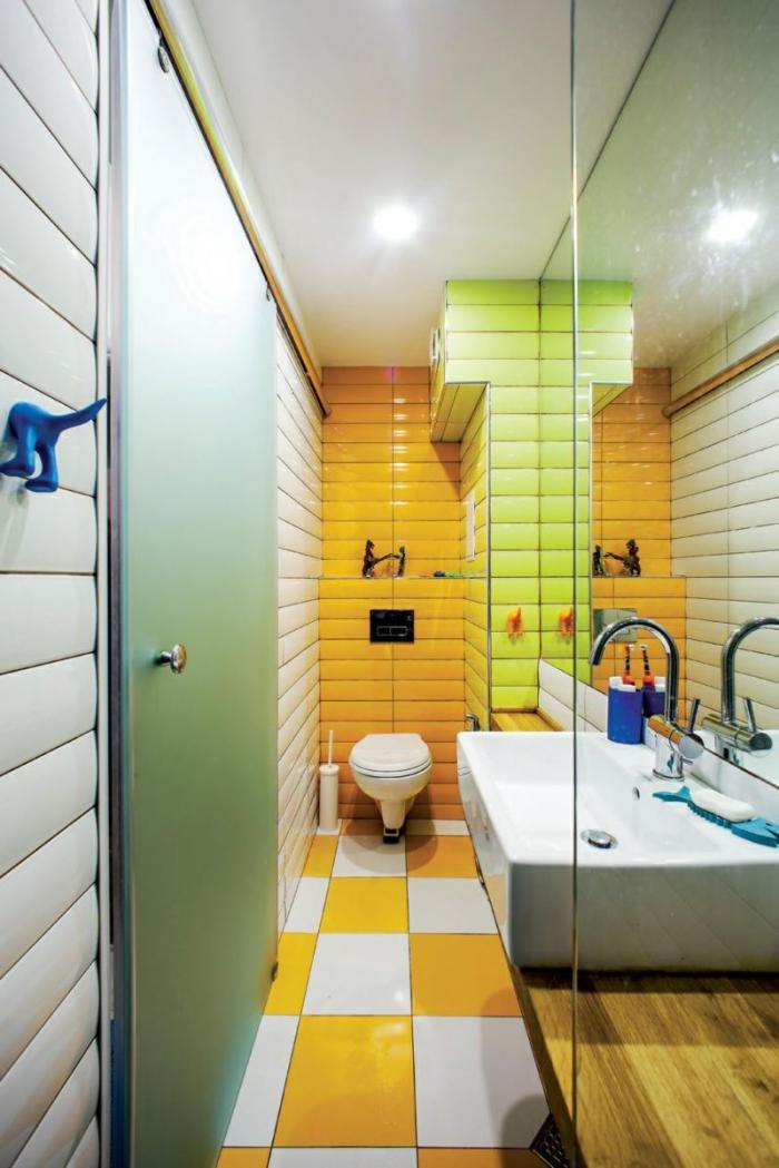 Idees Salle De Bains Petite Surface