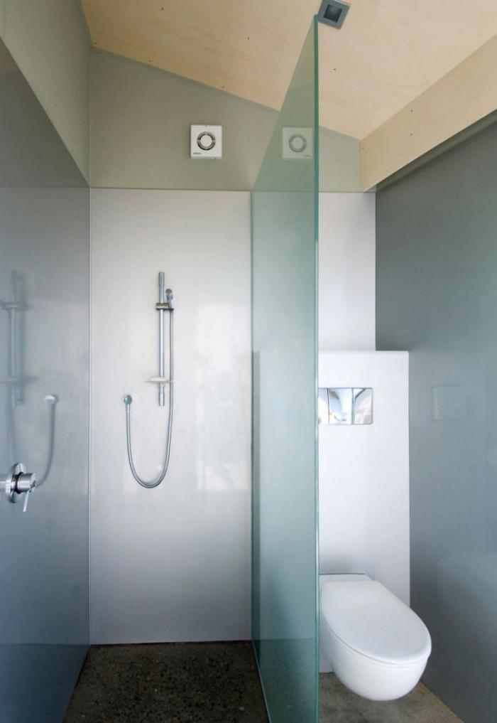 L 39 am nagement petite salle de bains n 39 est plus un for Paroi salle de bain