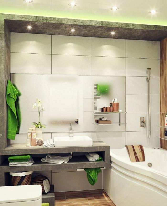 aménagement-petite-salle-de-bains-rangement-sous-vasque-grande-baignoire
