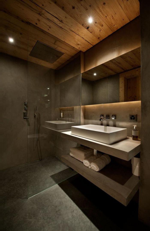 aménagement-petite-salle-de-bains-vasque-rectangulaire