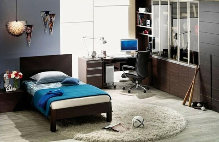 chambre garon style industriel chambre ado garcon tapis - Chambre Ado Garcon Style Industriel