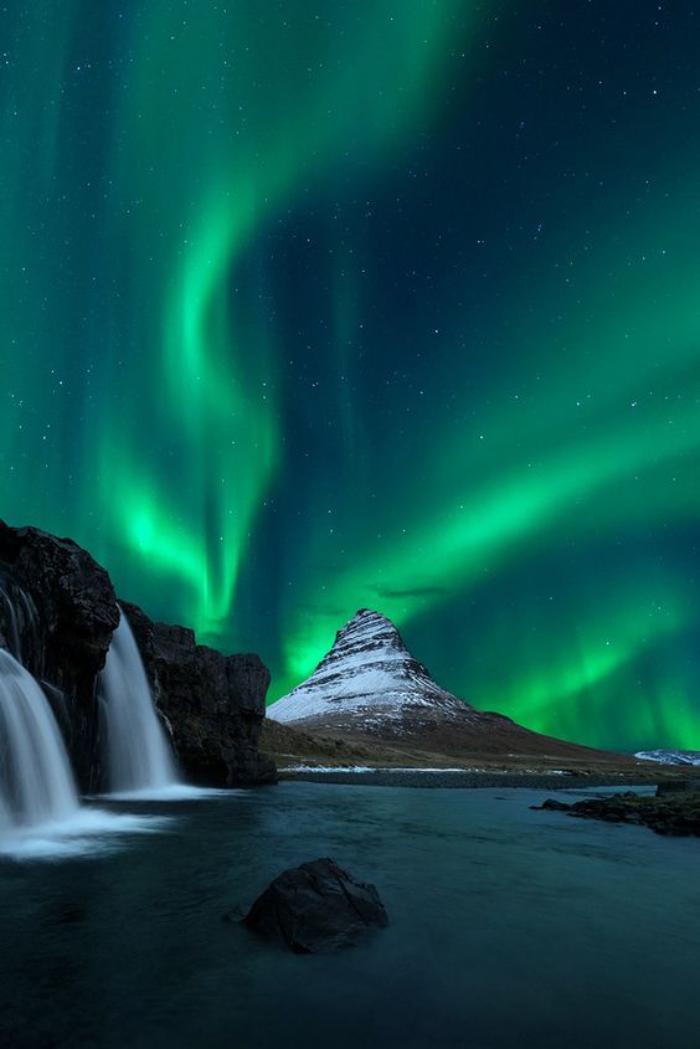 aurores-boréales-aurore-boréale-photographie
