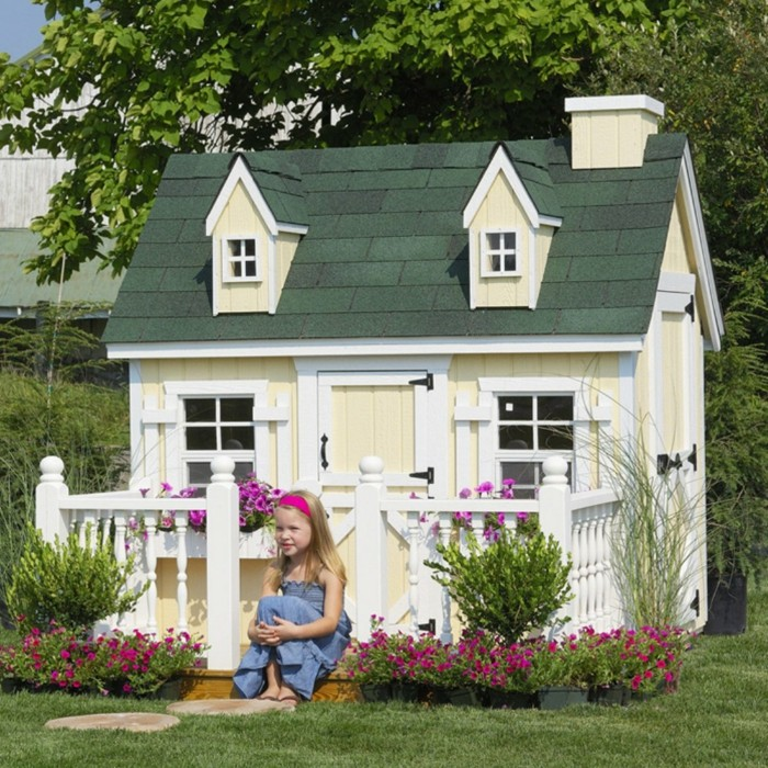 how to build snow whites cottage dollhouse