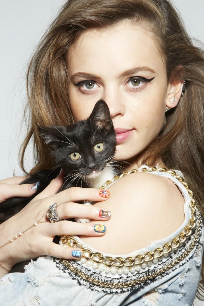 beauté-admirable-faux-ongles-originaux-inspiration
