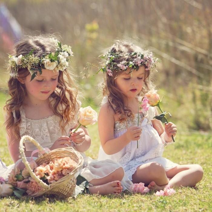 beauté-chignon-mariage-petite-fille-coiffure-mariage-pour-fille