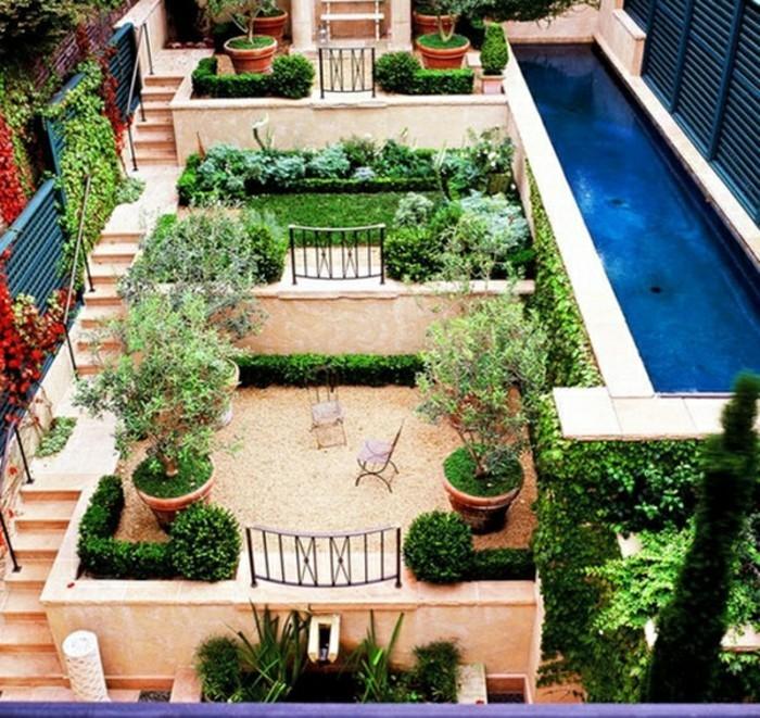 belle-idée-comment-amenager-son-jardin-moderne-maison